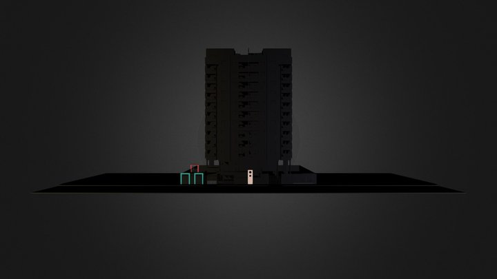 lumiere 3D Model