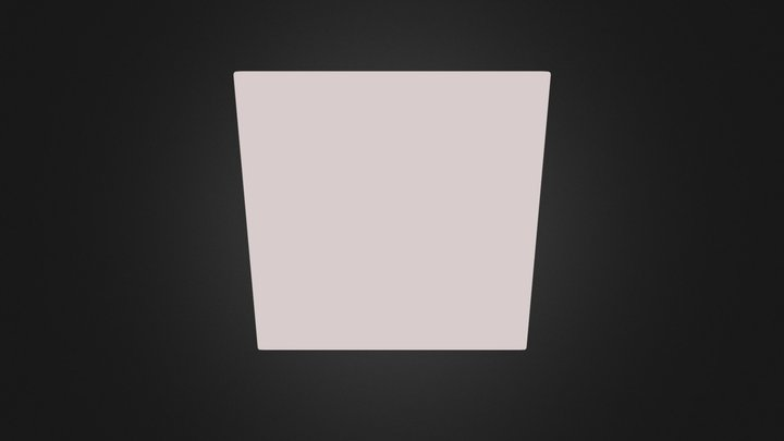 Center_Robot_Table_for_Octagon_Curie_-_Robot_Bas 3D Model
