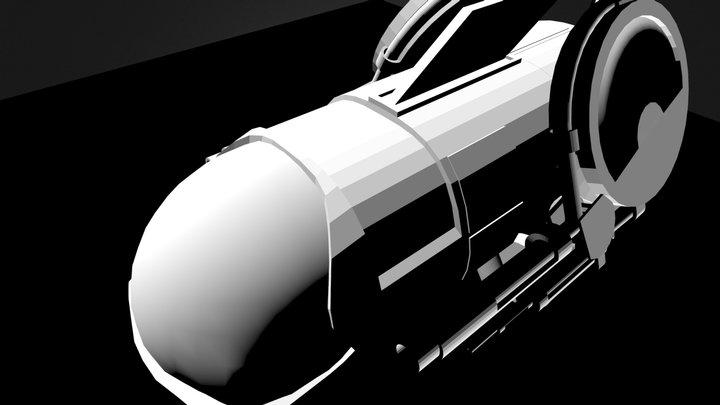 Bleh 3D Model