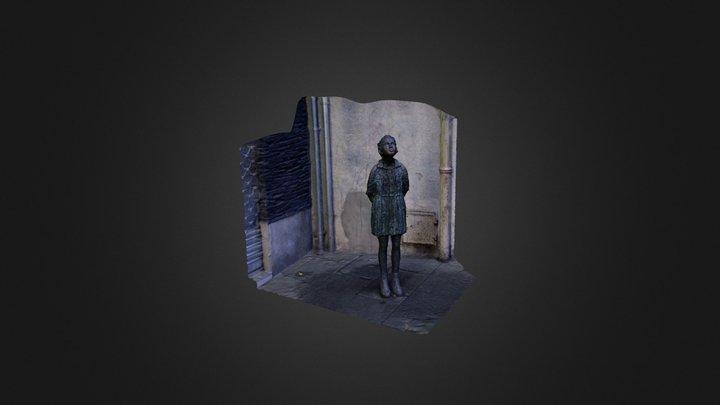 Anna Manel·la - Sense Lluna (1994) 3D Model