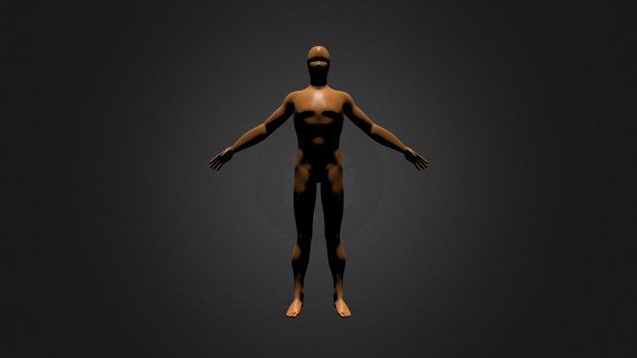 Hombre V1 3D Model
