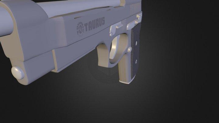 Taurus 3D Model