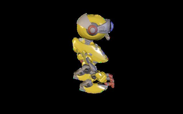 elo2.3DS 3D Model