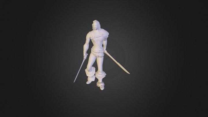 mehcnik 3D Model