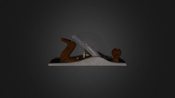 Handplaner Low 3D Model