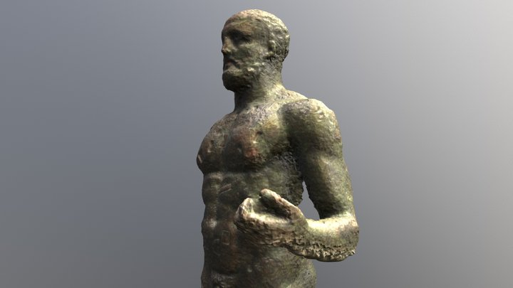 000-PRUEBA LOW 3D Model
