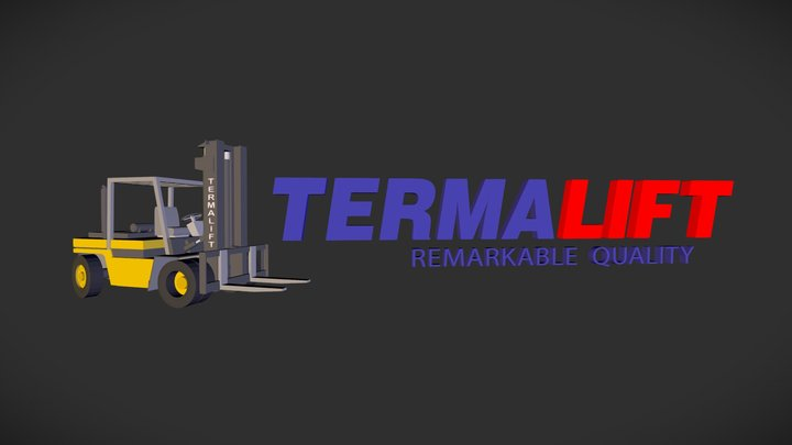 Termalift 3D Model
