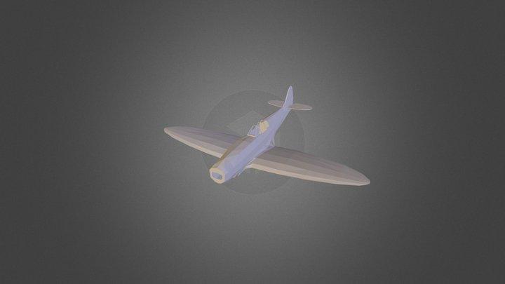 [WIP] Spitfire 3D Model