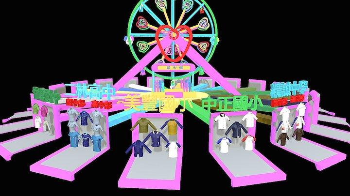 G003_3_OK.c4d 3D Model