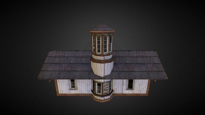 Station Project 3D Model