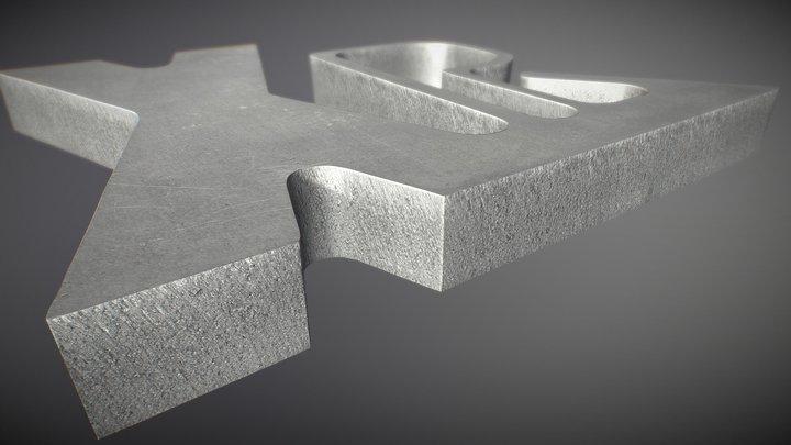 XPR300 - Schnittbeispiel in Aluminium (DE)