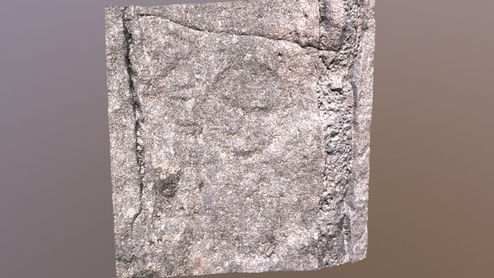 Sikachi-Alyan, Point 2, Stone 44, Image 2 3D Model