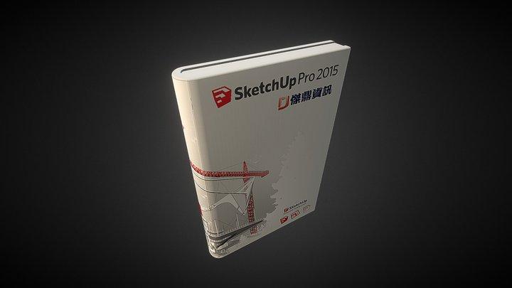SketchUp 2015 3D Model