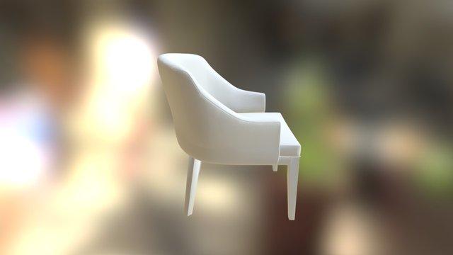 Scaun Venetia 3D Model