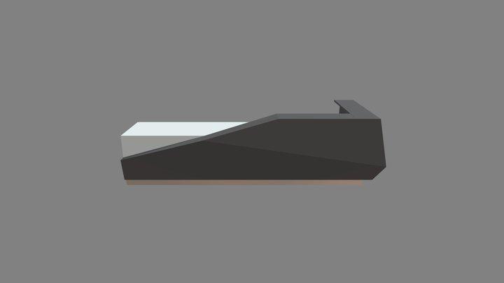 Counter Falabella 3D Model