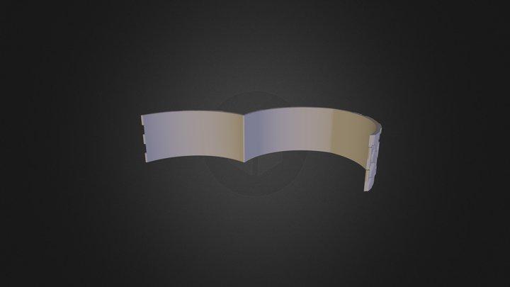 מחבר חוליות 3D Model