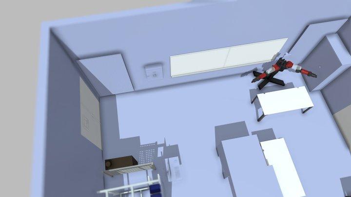 Projet 2019 - NE PAS MODIFIER MERCI 3D Model