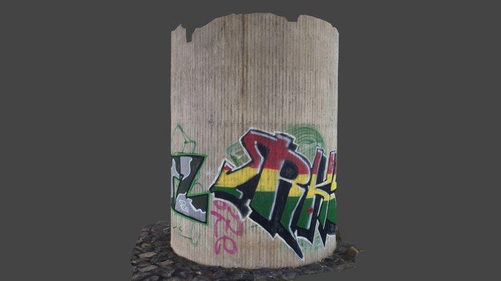 Stammeszeichen 05 3D Model