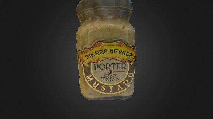 Mustard 3D Model