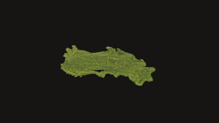 KLIPPSKÄR Wreck 3D Model