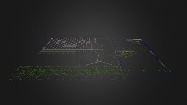plan_47.dxf 3D Model