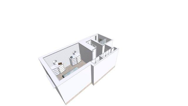 Botchee 3D Model