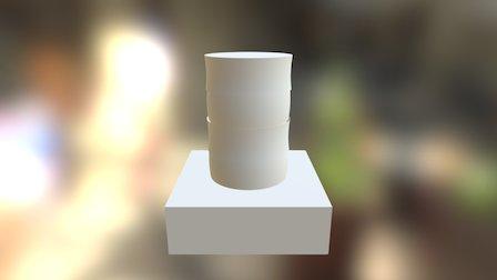 Foundation Pad 3D Model