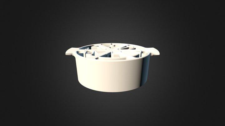 Cortante 3D Model
