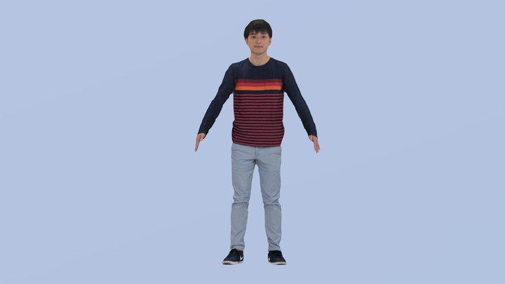 130135 3D Model