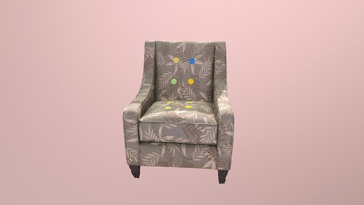 Another Chair 3D Model