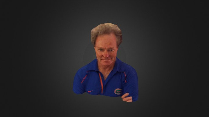 Bob Hunter 3D Model