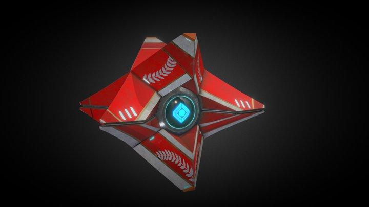 Destiny Ghost 3D Model