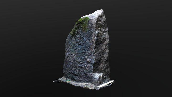 Tombstone - 3d scan (photogrammetry) 3D Model
