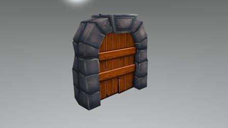 Doorway 3D Model
