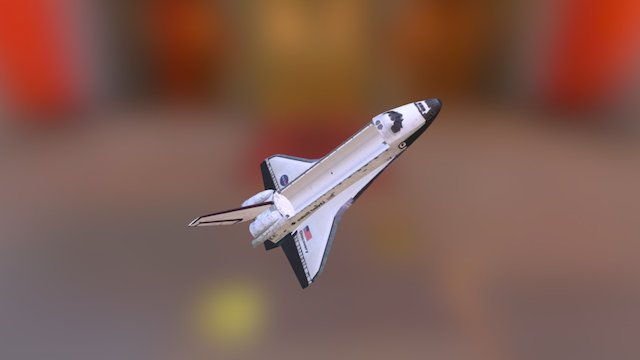 Spaceshuttle 3D Model