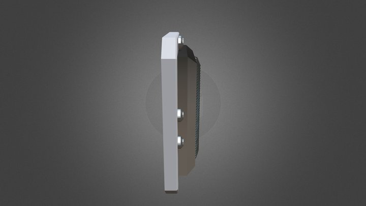 Air Duct 3D Model