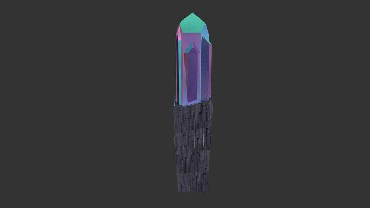 Kentland CC Artwork 3D Model