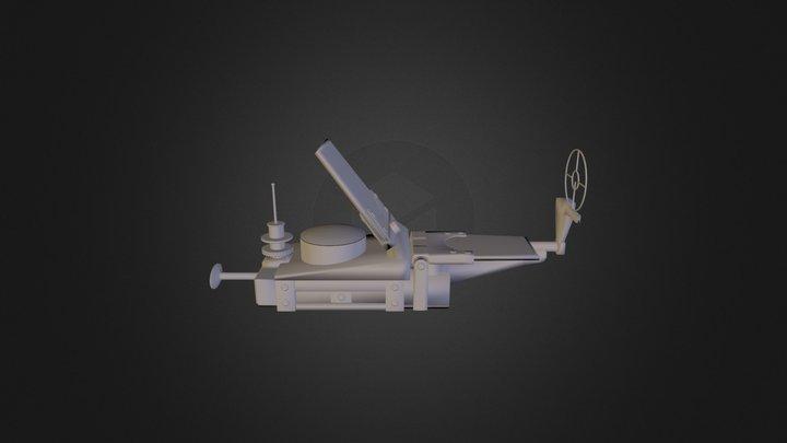 Revi 3a 3D Model