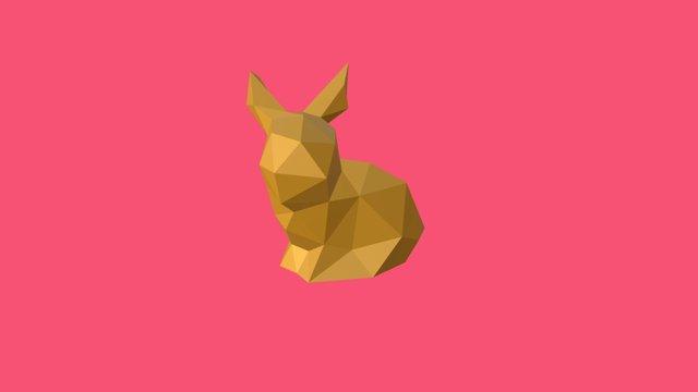 DT WORKSHOP Rabbit Kickstarter 3D Model