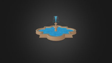 AUDUBON VILLA (WATER) 3D Model