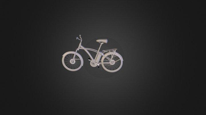 Sports Cycle B L E N D 3D Model