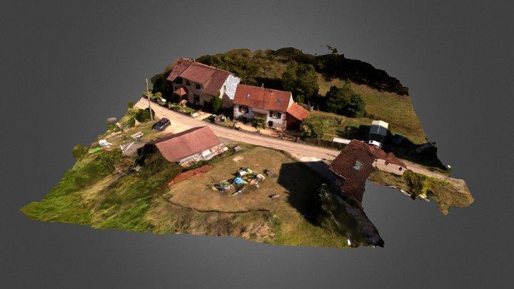 Maison démo 3D Model