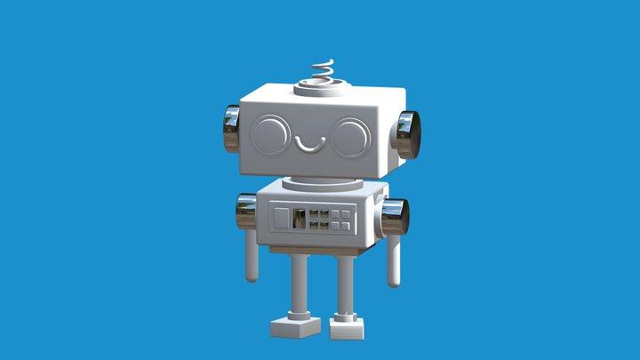 Roboto 3D Model