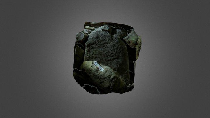 Megalithic Art 3D Model