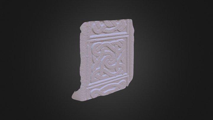 Fuerty High Cross Detail 3D Model