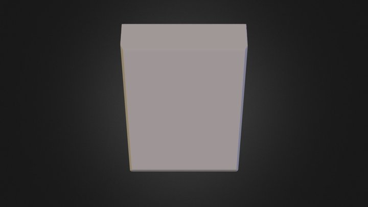 Container V3 3D Model