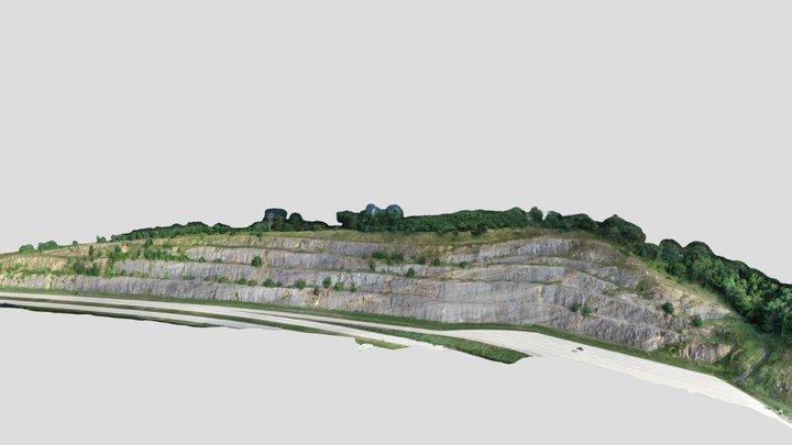 Helderberg Group 3D Model