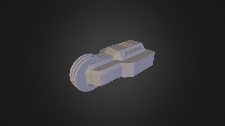 SpaceEngineersShipGrinder 3D Model