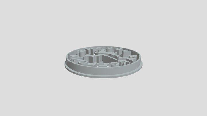 Vegan Barcelona 3D Model