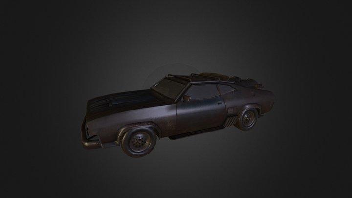 Falcon_Wastelander_BrechtL 3D Model